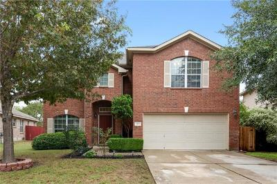 Pflugerville Single Family Home For Sale: 3405 Winding Shore Ln