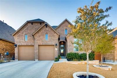 Leander Single Family Home For Sale: 945 Purple Moor Pass