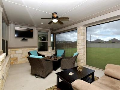 Liberty Hill Single Family Home For Sale: 205 Nash Ln