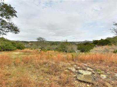 Dripping Springs Residential Lots & Land For Sale: 18012 Turkey Trot Trl