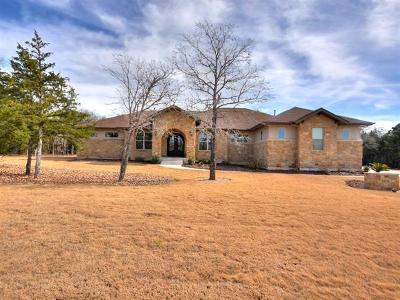 Bastrop County Single Family Home For Sale: 105 Long Bow Cv