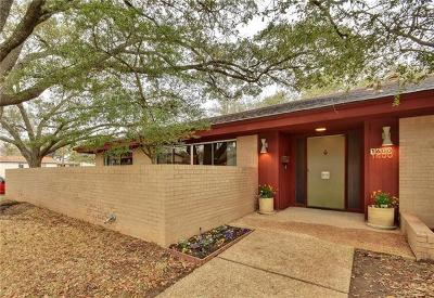Hays County, Travis County, Williamson County Single Family Home For Sale: 1600 Sunnyvale St