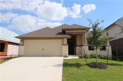 Buda Single Family Home For Sale: 423 Patriot Dr