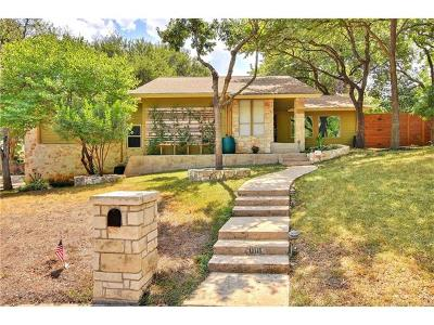 Austin Single Family Home For Sale: 2001 Breeze Holw
