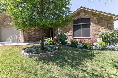 Belton Single Family Home For Sale: 3213 Wildcatter Dr