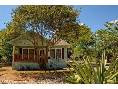 Single Family Home For Sale: 2000 Oxford Ave