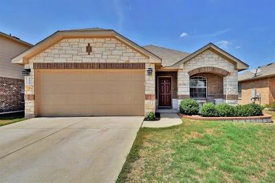 Leander Single Family Home For Sale: 108 Mallard Ln