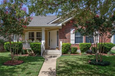 Cedar Park Single Family Home For Sale: 1705 Big Bend Dr