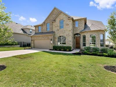 Rocky Creek, Rocky Creek Ranch Sec 01, Rocky Crk Ranch Sec 1, Rocky Crk Ranch Sec 2 Single Family Home For Sale: 16316 Leopold Trl