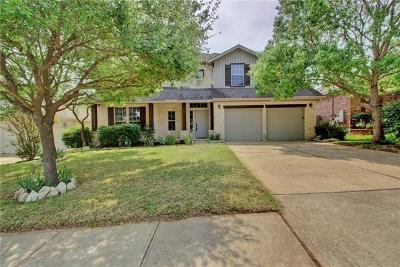 Round Rock Single Family Home Pending - Taking Backups: 3100 Cantera Ct