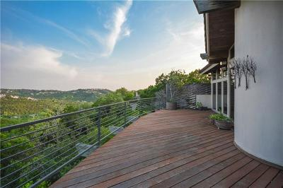 Travis County, Williamson County Single Family Home For Sale: 6905 Ladera Norte