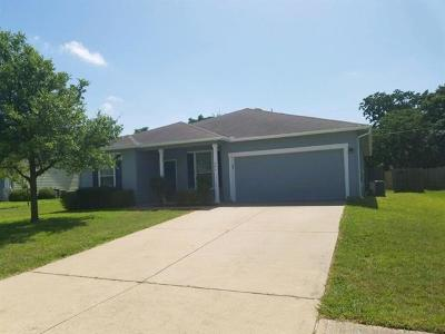 Hutto Single Family Home For Sale: 304 Whitfield St