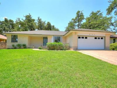 Single Family Home For Sale: 6705 Vallecito Dr