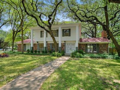 Travis County, Williamson County Single Family Home For Sale: 11103 Balcones Woods Cir