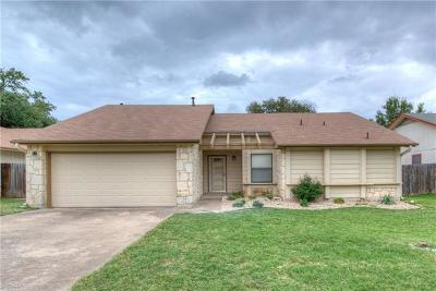 Austin Single Family Home For Sale: 5902 Cannon Mountain Dr