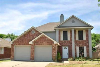 Austin Single Family Home For Sale: 1119 Blue Fox Dr