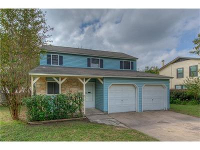 Austin Single Family Home For Sale: 1909 Scofield Ln