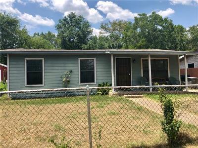Austin Single Family Home For Sale: 1110 Vasquez St