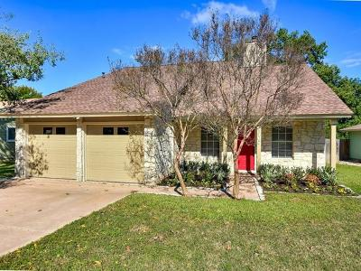 Austin Single Family Home For Sale: 4506 Adelphi Ln