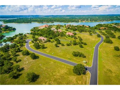 Spicewood Residential Lots & Land For Sale: 25800 Cliff Cv