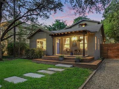 Austin Single Family Home For Sale: 3506 Clearview