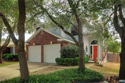 Pflugerville Single Family Home Pending - Taking Backups: 17621 Strontian Pass