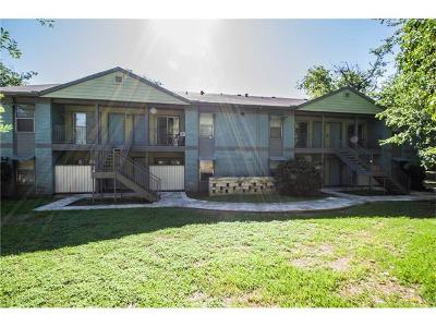 Travis County Condo/Townhouse For Sale: 3204 Manchaca Rd #714