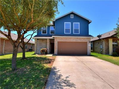 Austin Single Family Home For Sale: 10908 Gerald Allen Loop
