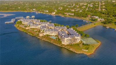 Lago Vista Condo/Townhouse For Sale: 3404 American Dr #2302