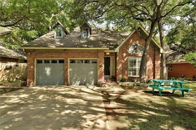Travis County Single Family Home Pending - Taking Backups: 7218 John Blocker Dr