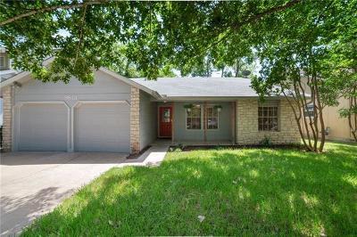Austin Single Family Home For Sale: 9613 Meadowheath Dr