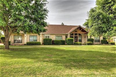 New Braunfels Single Family Home For Sale: 134 Western Oaks