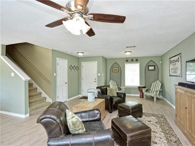 Round Rock Single Family Home For Sale: 841 Satellite Vw
