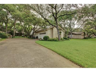 Austin Single Family Home For Sale: 11523 Spicewood Pkwy
