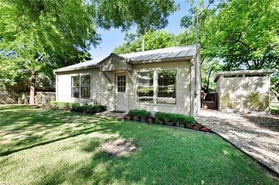 Austin Single Family Home Pending - Taking Backups: 4902 Avenue F