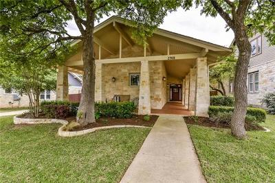 Cedar Park Single Family Home For Sale: 2709 Grand Oaks Loop