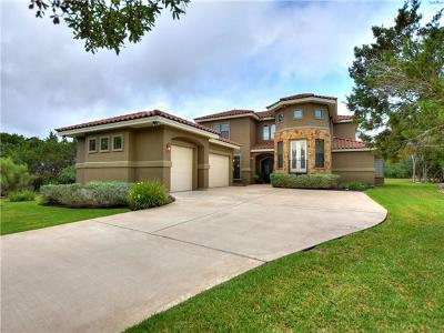 Leander Single Family Home For Sale: 1001 Villa Hill Dr