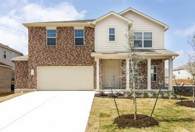 Pflugerville Single Family Home For Sale: 21609 Urraca Ln