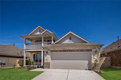 Hutto Single Family Home For Sale: 1008 Skylark Cv