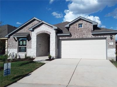 San Marcos Single Family Home For Sale: 124 Sawtooth Dr