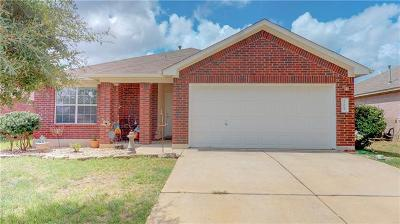 Leander Single Family Home For Sale: 709 Encanto Dr