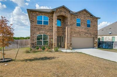 Pflugerville Single Family Home For Sale: 708 Carillion Dr