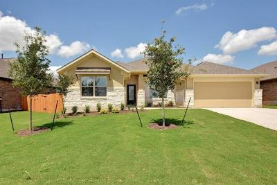 Bastrop Single Family Home For Sale: 108 Swift Water Loop