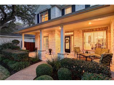 Cedar Park Single Family Home Pending - Taking Backups: 2515 Terlingua Dr