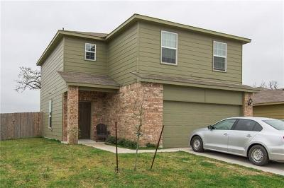 Single Family Home For Sale: 5821 Knoll Pines Pass