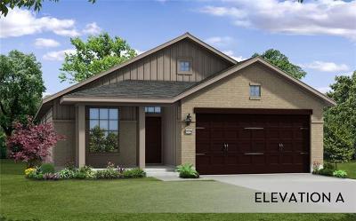 Buda Single Family Home For Sale: 207 Rough Bark Dr
