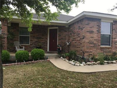 Leander Single Family Home Pending - Taking Backups: 108 Woodley Rd
