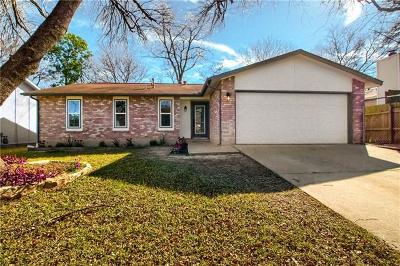 Austin Single Family Home For Sale: 6503 Woodhue Dr