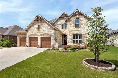 Pflugerville Single Family Home For Sale: 2908 Windy Vane Dr