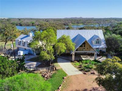 Buchanan Dam TX Single Family Home For Sale: $1,950,000